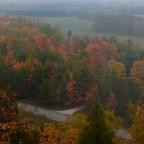 Fall Colors – Door County Road Trip