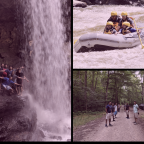 """No Regrets 2018"" – All Boys Road Trip from Chicago to Ohiopyle State Park"