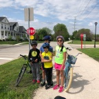 Biking Trip To Blackwell Forest Preserve, Warrenville