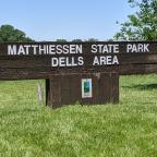 Summer Day Trip to Matthiessen State Park